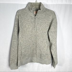 J. Crew Marled Crewneck Sweater